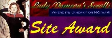 Lady Dameon Site Award