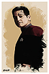 Chakotay watercolour