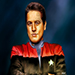 Chakotay, 1st season painterly